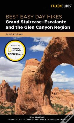 Wook.pt - Best Easy Day Hikes Grand Staircase-Escalante And The Glen Canyon Region