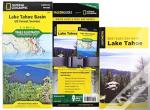 Best Easy Day Hiking Guide And Trail Map Bundle: Lake Tahoe