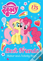 Best Friends Sticker And Activity Book