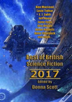 Wook.pt - Best Of British Science Fiction 2017
