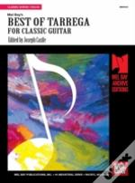 Best Of Tarrega For Classic Guitar