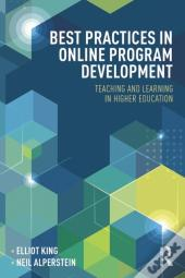 Best Practices In Online Program Development