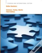 Better Business: Pearson New International Edition