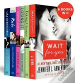 Between The Covers New Adult 6-Book Boxed Set