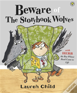 Wook.pt - Beware Of The Storybook Wolves