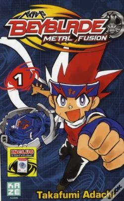 Wook.pt - Beyblade Metal Fusion T.1