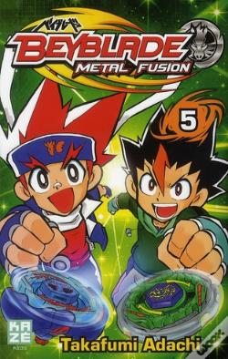 Wook.pt - Beyblade Metal Fusion T.5