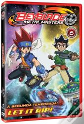 Beyblade Metal Masters Vol. 6 (DVD-Vídeo)