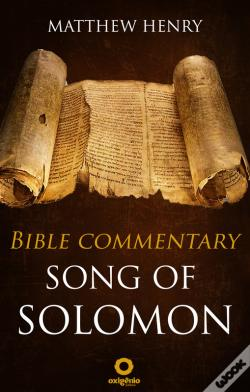 Wook.pt - Bible Commentary - Song Of Solomon