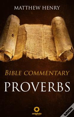 Wook.pt - Bible Commentary - Proverbs