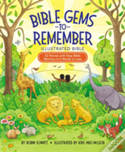 Wook.pt - Bible Gems To Remember Illustrated Bible