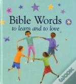 Bible Words To Learn And To Love
