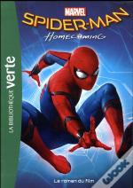 Bibliotheque Marvel 17 - Spider Man Homecoming - Le Roman Du Film