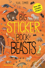 Big Book Of Beasts Sticker Book
