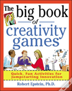 Wook.pt - Big Book Of Creativity Games