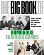 Big Book Of Humorous Training Games