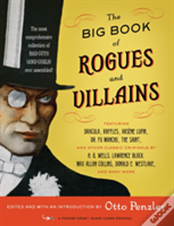 Wook.pt - Big Book Of Rogues And Villains