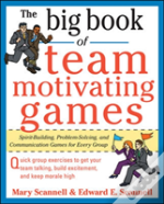 Big Book Of Team-Motivating Games