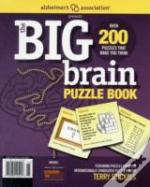 Big Brain Puzzle Book