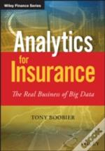 Big Data And Analytics For Insurers