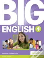 Big English 4 Pupils Book Stand Alone