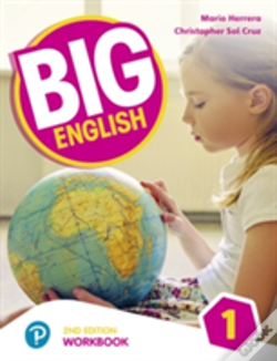 Wook.pt - Big English Ame 2nd Edition 1 Workbook