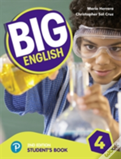 Wook.pt - Big English Ame 2nd Edition 4 Student B