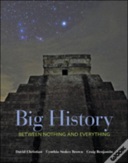 Wook.pt - Big History: Between Nothing And Everything