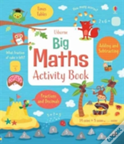 Wook.pt - Big Maths Activity Book