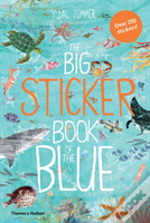 Big Sticker Book Of The Blue The