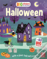 Big Stickers For Tiny Hands: Halloween