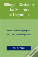 Bilingual Dictionary For Students Of Linguistics