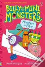 Billy And The Mini Monsters Monsters On A Plane