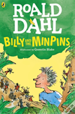 Wook.pt - Billy And The Minpins (Illustrated By Quentin Blake)