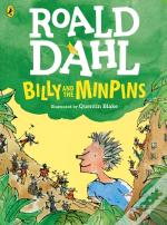 Billy And The Minpins (Illustrated By Quentin Blake)