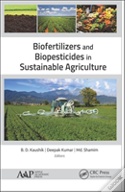 Wook.pt - Biofertilizers And Biopesticides In Sustainable Agriculture