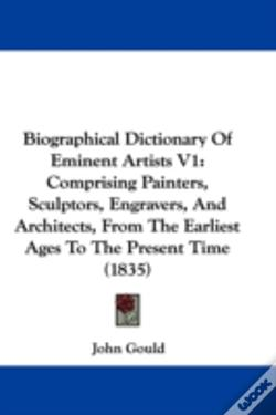 Wook.pt - Biographical Dictionary Of Eminent Artists V1