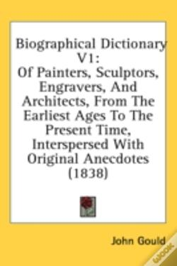 Wook.pt - Biographical Dictionary V1: Of Painters,