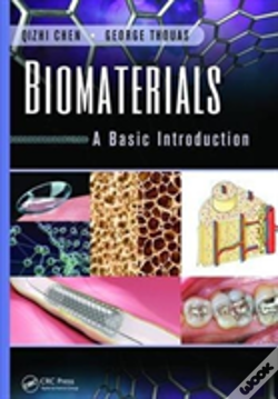Wook.pt - Biomaterials A Basic Introduction