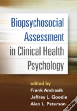 Wook.pt - Biopsychosocial Assessment In Clinical Health Psychology