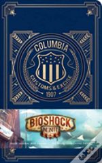 Bioshock Infinite Hardcover Ruled Journal