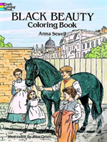 Black Beautycoloring Book