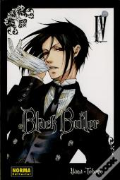 Black Butler Nº 4 (Comic)