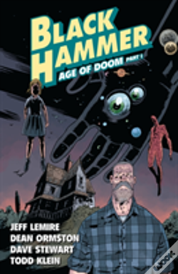 Wook.pt - Black Hammer Vol. 3: Age Of Doom Part One