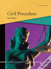 Black Letter Outline On Civil Procedure
