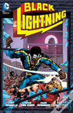 Black Lightning Tp Vol 1