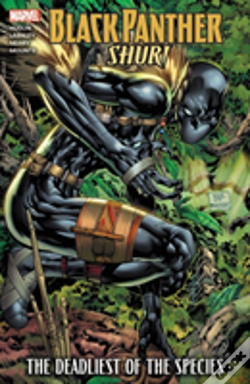 Wook.pt - Black Panther: Shuri - The Deadliest Of The Species (New Printing)