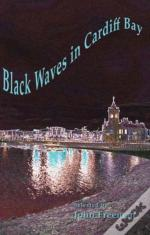 Black Waves In Cardiff Bay