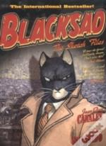 Blacksad Sketch Files Vol 3