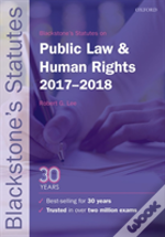 Blackstones Statutes On Public Law Human